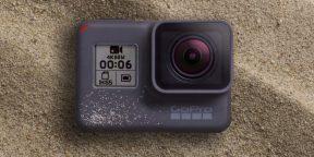 GoPro представила экшен-камеру Hero6 Black