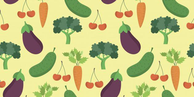 Сколько овощей и фруктов нужно съедать ежедневно, чтобы быть здоровым