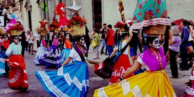 Отдых в ноябре в Оахака-де-Хуарес, Мексика