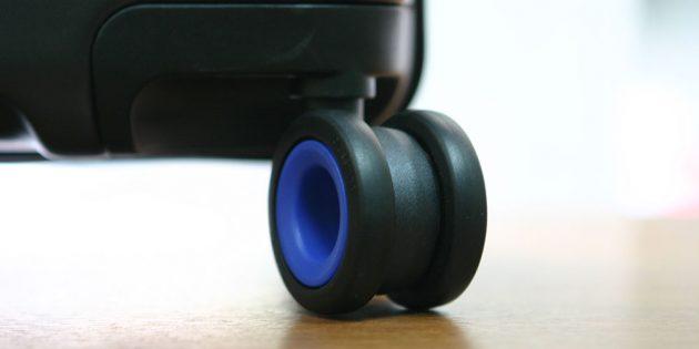 Bluesmart: колёса