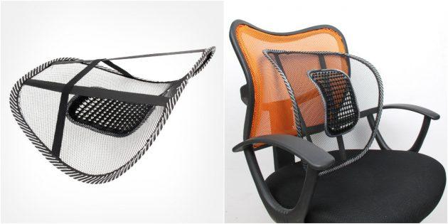 Подушки и накладки на стул