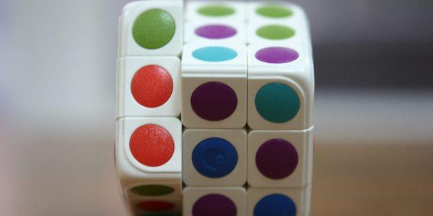 Cube Tastic: внешний вид