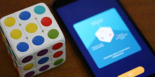 Cube Tastic: работа с приложением