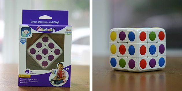 Cube Tastic — отличный подарок