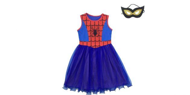 Костюм Девочки-паука