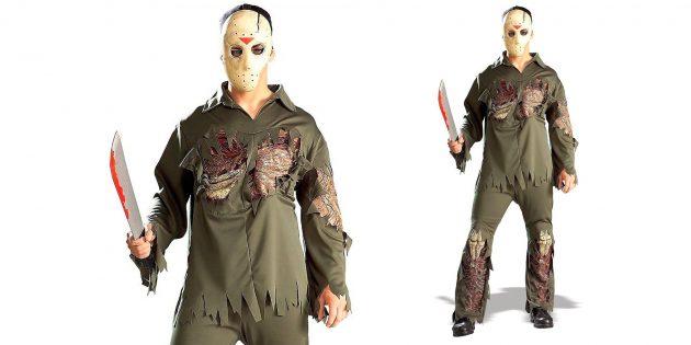Костюм на Хеллоуин: Джейсон