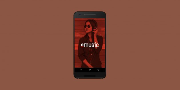 eMusic — бесплатное хранилище и плеер для всей вашей музыки