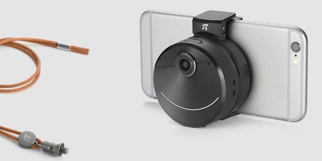 Мини-камера Pi SOLO