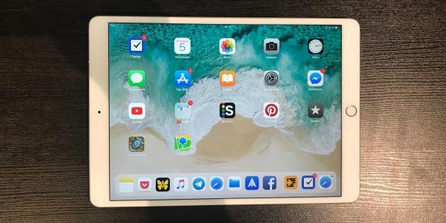 Обзор iPad Pro 10,5″