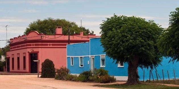 Гарзон, Уругвай