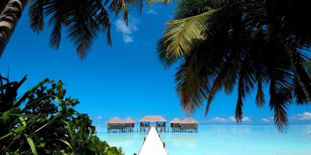 Куда поехать в ноябре: Мальдивы
