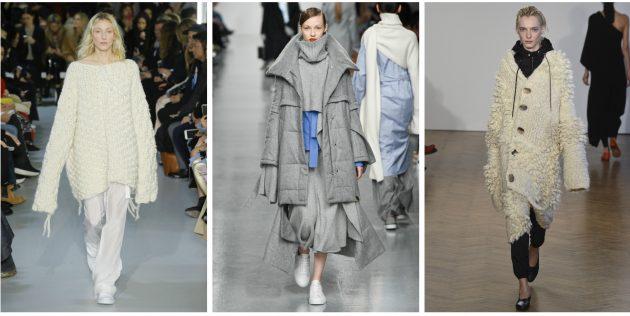 Мода осень-зимы 2017/2018: хюгге