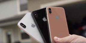 В финальной сборке iOS 11 нашли информацию об iPhone 8 и iPhone X