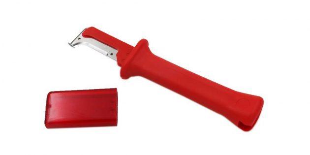 Нож для снятия изоляции