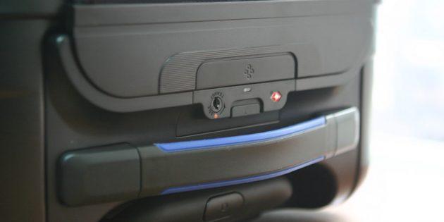 Умный чемодан Bluesmart
