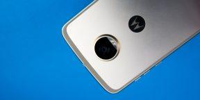 Обзор Moto Z2 Play — нового смартфона-конструктора от Motorola