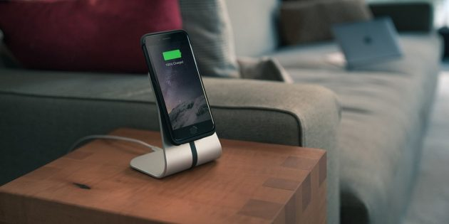 Charging Desk Stand