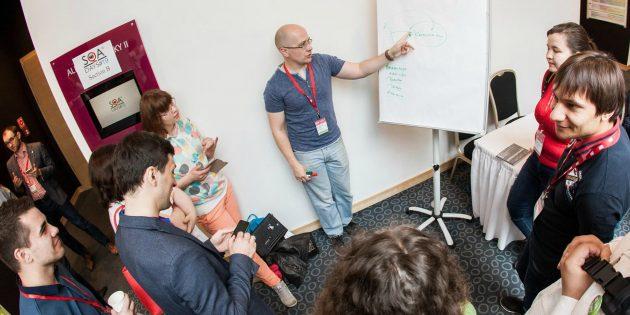 Рабочие места: Александр Орлов, управляющий партнёр «Стратоплана»