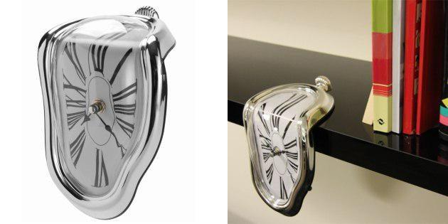 Часы в стиле Сальвадора Дали