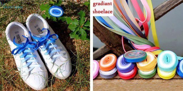 Градиентные шнурки