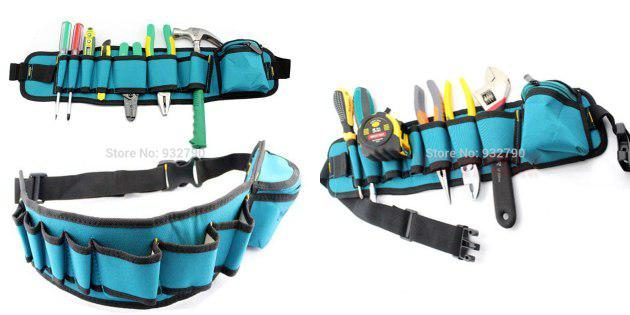 Поясная сумка для инструментов