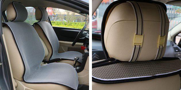Чехол для кресла в автомобиль