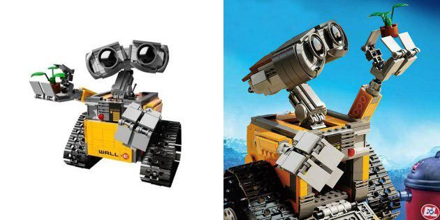 Конструктор WALL-E