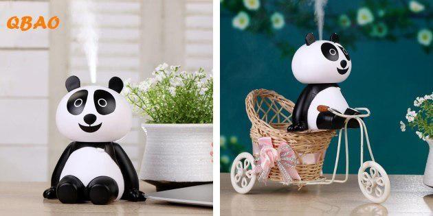 Увлажнитель воздуха в виде панды