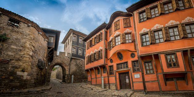Где отдохнуть в ноябре: Пловдив, Болгария