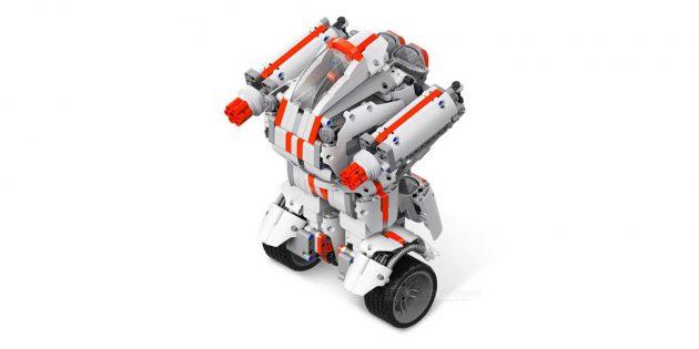 Игрушечный робот xiaomi