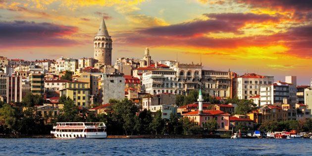 Куда поехать в октябре: Стамбул, Турция