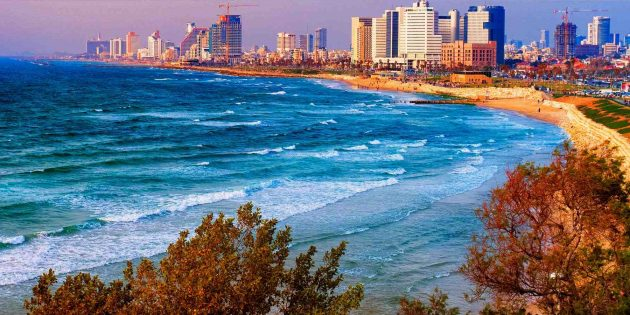 Отдых в октябре: Тель-Авив, Израиль