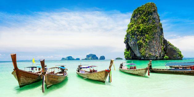 Куда поехать в ноябре: Пхукет, Таиланд
