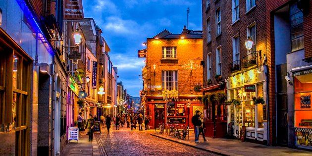 Куда поехать в октябре: Дублин, Ирландия