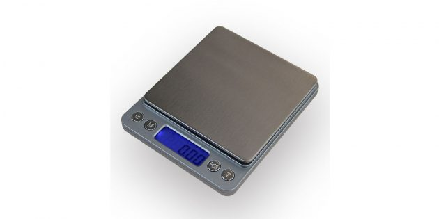 Что подарить другу на Новый год: Электронные весы