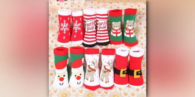Носочки для ребёнка