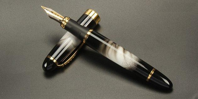Что подарить друзьям на новый год: Ручка