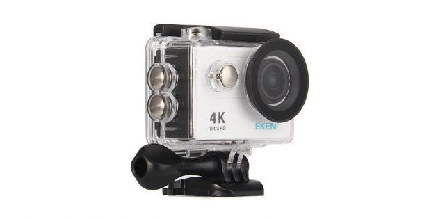 Что подарить друзьям на Новый год: Экшен-камера
