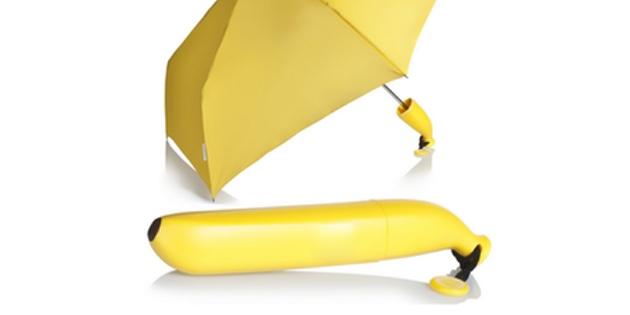 Зонт-банан