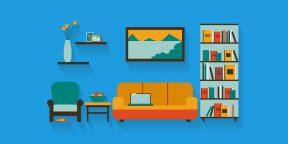 Как обустроить квартиру: советуют классики