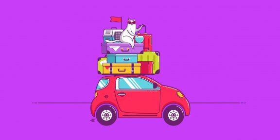 5 маст-хэв-гаджетов для путешествия на автомобиле