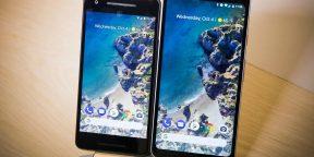 Google Pixel 2: главные отличия от предшественника