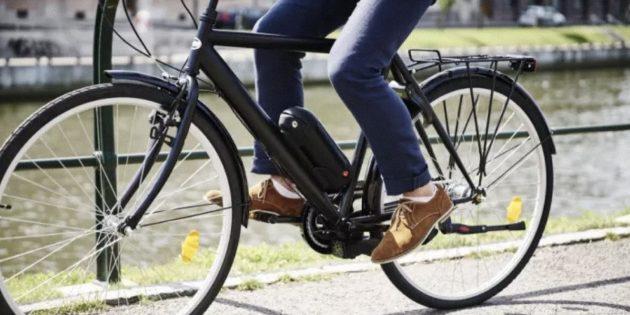EAZY Bike: внешний вид