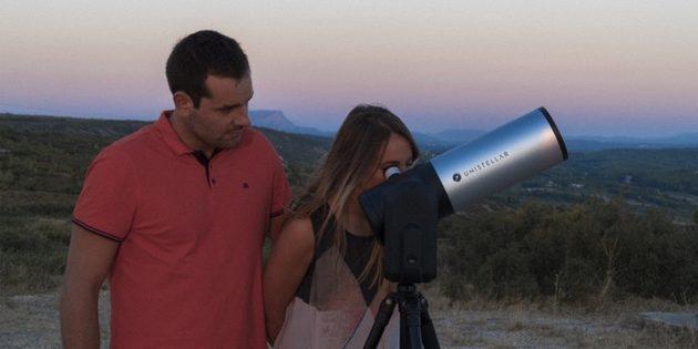 eVscope — умный телескоп