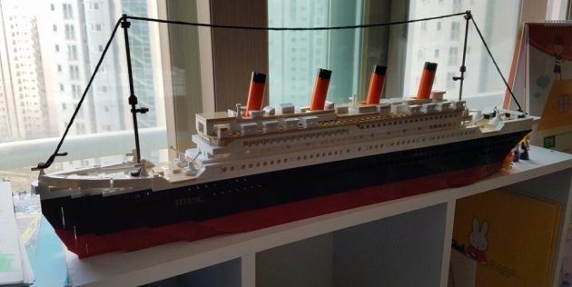 Конструктор «Титаник»