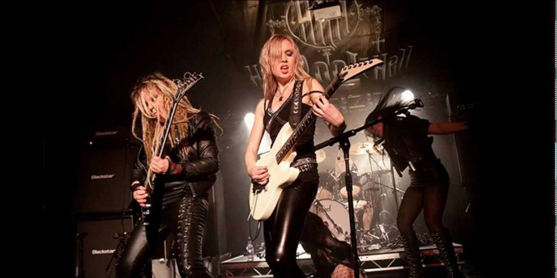 Сексуальная рок группа