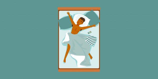 4 причины спать без одежды