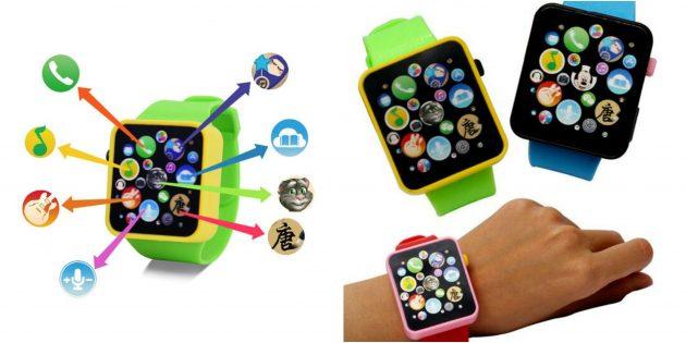 детские часы: часы для самых маленьких