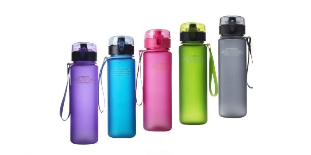 Герметичная бутылка для воды