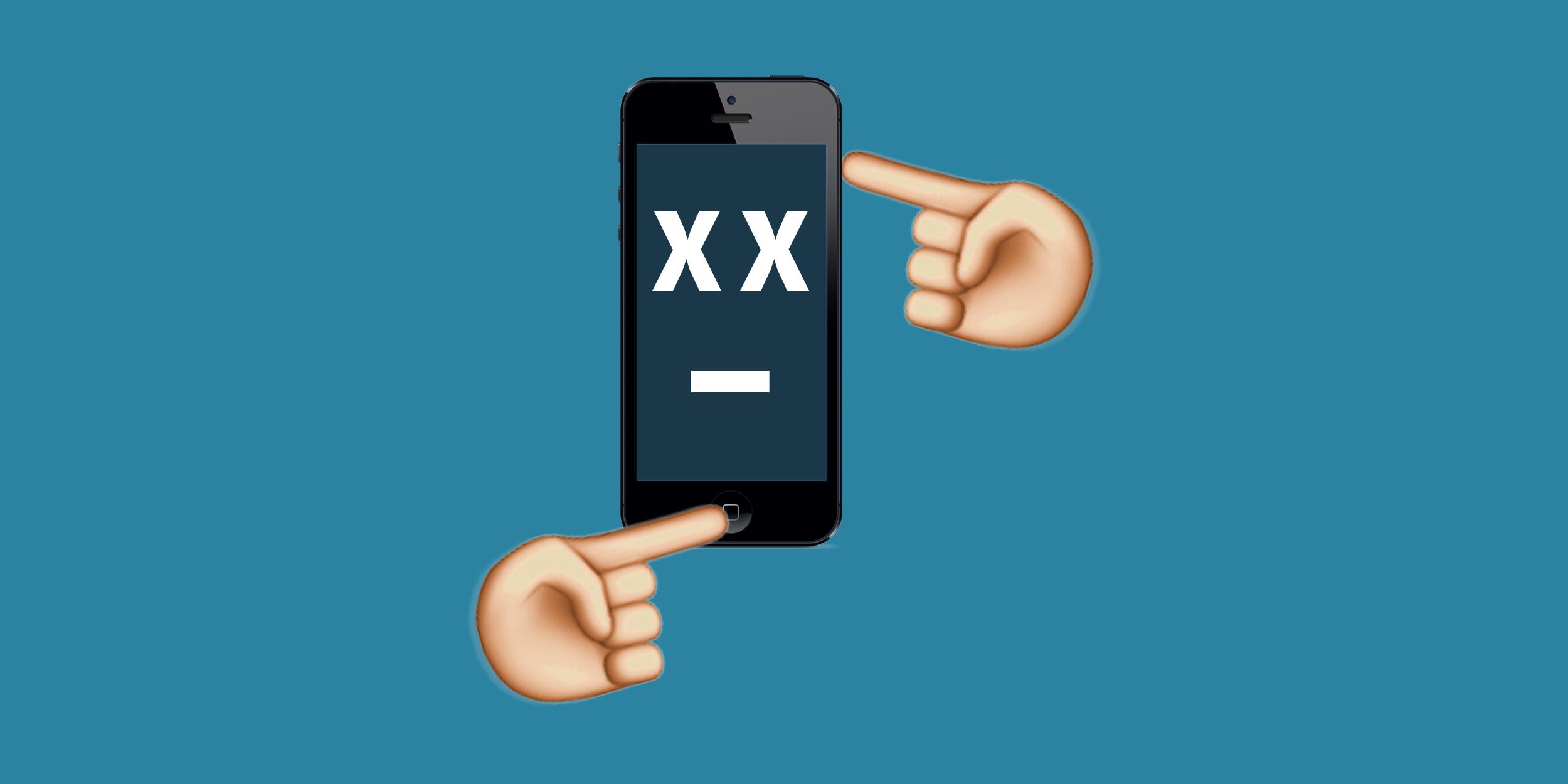 Как быть если телефон после ремонта не работает